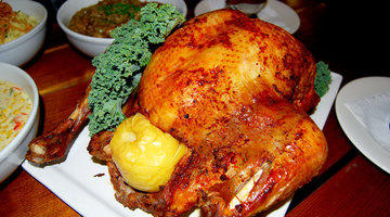 The best place in Vegas for Thanksgiving Dinner is at Hofbrauhaus Las Vegas